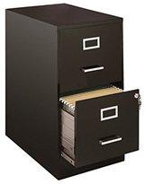 Hirsh Industries Hirsh SOHO 2 Drawer File Cabinet in Black