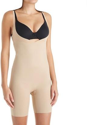 Chantelle Women's Basic Shaping Open Bust MidThigh Shaper Underwear