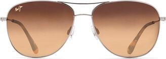Maui Jim Cliff House w/Patented PolarizedPlus2 Lenses Aviator Sunglasses