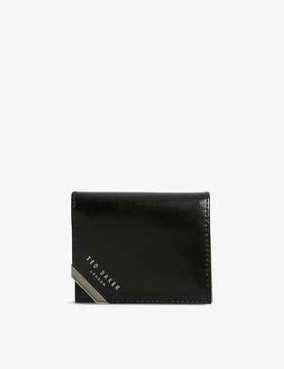 Ted Baker Coral leather wallet