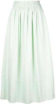 Tibi Harrison Chino full skirt