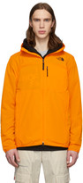 The North Face Orange North Dome 2 Wind Jacket