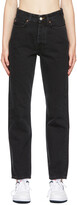 Thumbnail for your product : Won Hundred Grey Pearl Jeans