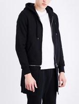 Alexander McQueen Skull cotton-jersey hoody