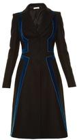 Altuzarra Nisa contrast-panel A-line coat