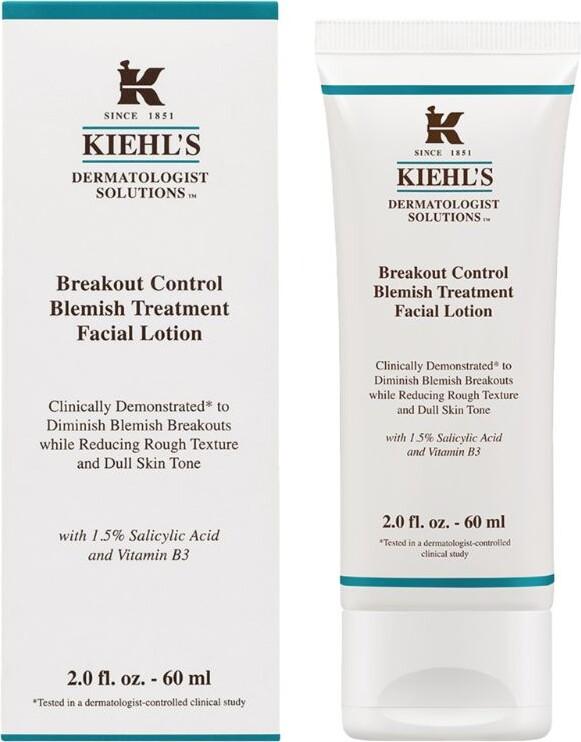 Kiehl's Breakout Control Blemish Treatment Facial Lotion (60ml)