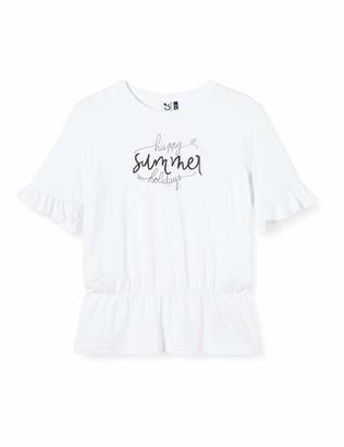 3 Pommes Girl's 3q10084 Tee Shirt T