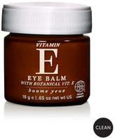 One Love Organics VITAMIN E EYE BALM Vitamin E Eye Balm, .65 oz./ 18 g