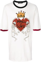 Dolce & Gabbana King of Love T-shirt