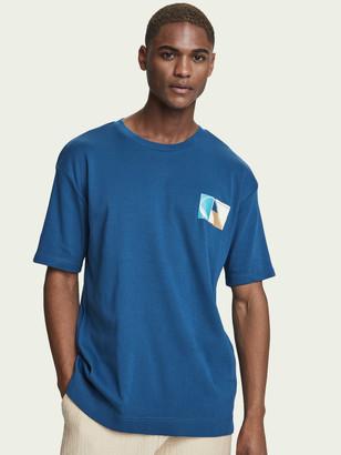 Scotch & Soda Cotton short sleeve t-shirt | Men