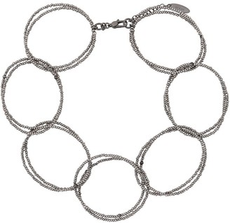 Brunello Cucinelli Beaded Chain Necklace