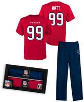 Houston Texans JJ Watt Sleepwear Set - Boys 8-20