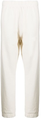 Ganni Elasticated-Waist Track Pants