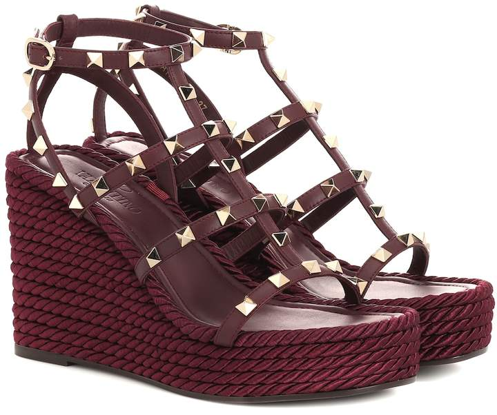 1d4cb6c26 Red Wedge Sandals Uk - ShopStyle UK
