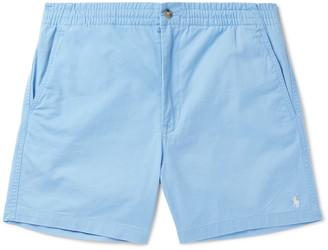 Polo Ralph Lauren Prepster Stretch-Cotton Twill Shorts