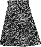 Just Cavalli Tweed mini skirt