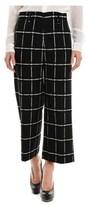 Suoli Women's Black Cotton Pants.