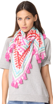 Kate Spade Ric Rac Square Scarf