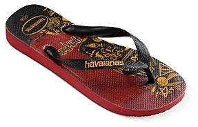 Havaianas Men's Top Harry Potter Print Flip-Flops