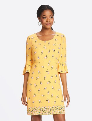 Draper James Floral Roslyn Dress