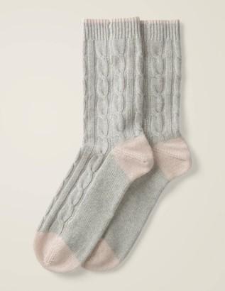 Boden Cashmere Socks