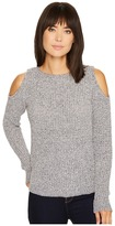 Lilla P Long Sleeve Cold Shoulder Women's Clothing