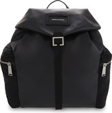 DSQUARED2 Large leather backpack