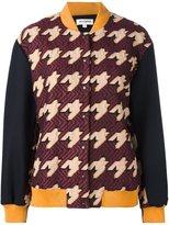 Roseanna 'Varsity' oversized bomber jacket