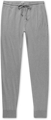 Schiesser Cotton-Jersey Pyjama Set - Men - White