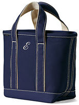 Lands' End Small Colored Open Top Tote Bag