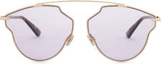 Christian Dior Ladies Pink Timeless Diorsorealpop Pilot-Frame Sunglasses