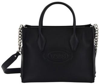 Tod's Piccola Alber Elbaz x shopping bag