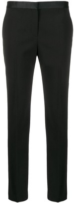 Theory Cropped Tailored Style Trousers