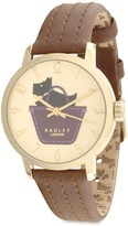 Radley Border Stainless Steel and Leather Watch