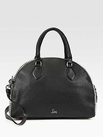 Christian Louboutin Panettone Large Studded Shopping Bag