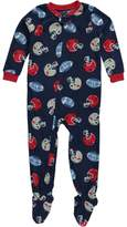 "Carter's Little Boys' Toddler ""Helmet Clash"" Footed Pajamas"