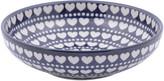 Bunzlau Castle - Serving Bowl - Blue Valentine - Medium