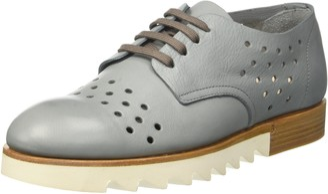 Barracuda Women BD0749 Derby Shoes Blue Size: 8 UK