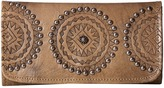 American West Kachina Spirit Trifold Wallet Wallet Handbags