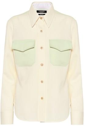 Calvin Klein Wool shirt