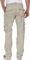 Superdry Military Cargo Pants, Stone