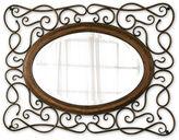 Asstd National Brand Bayonne Beveled Oval Wall Mirror