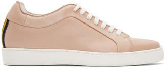Paul Smith Pink Nastro Zero Sneakers