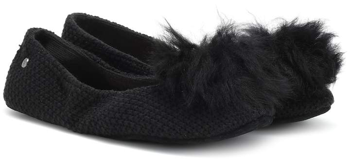 UGG Andi cotton slippers