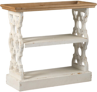 A&B Home Wood Shelf