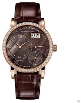 A. Lange & Söhne Little Lange 1 Soiree 813.043 Rose Gold 36.1mm Watch