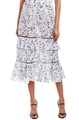 Allen Schwartz Mila Midi Skirt