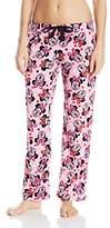 Disney Women's Minnie Mouse Fleece Pant
