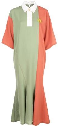 Loewe Colour Block Dress