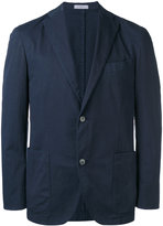 Boglioli two button blazer - men - Cotton/Spandex/Elastane/Cupro - 52